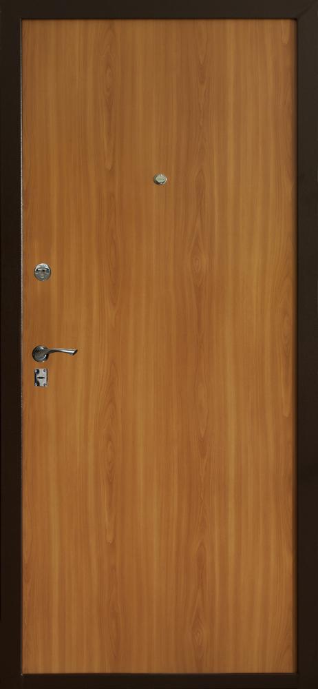двери входные гладкие