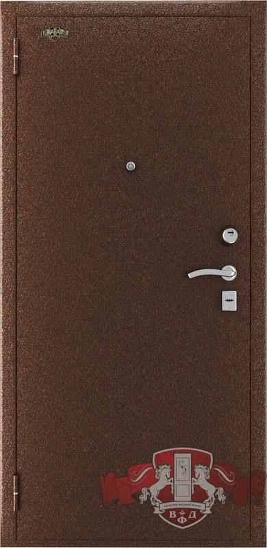 стандартные металлические двери купить